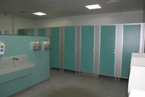 Shopping Centre Washroom