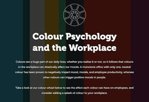 Colour Psychology and the Workplace