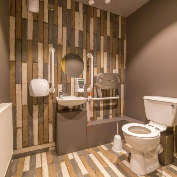 Bespoke washroom Designs