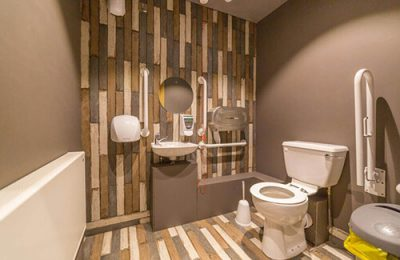 Bespoke Washroom Interior Design