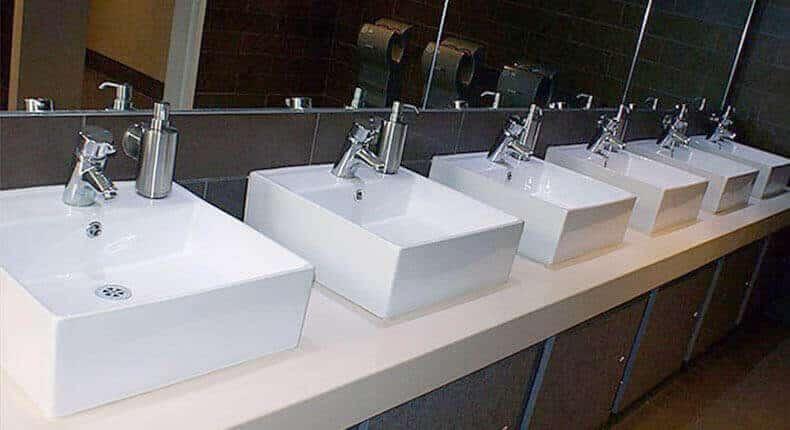 Washroom Vanity Units Chester Spectrum Interiors